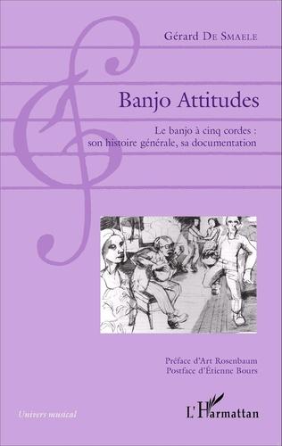 Couverture Banjo Attitudes