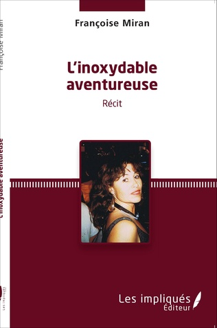 Couverture Inoxydable aventureuse