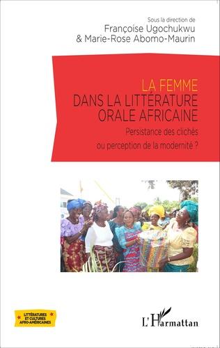 Couverture La femme dans la littérature orale africaine