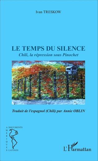 Couverture Le temps du silence