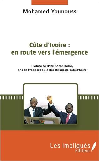 Couverture Côte d'Ivoire : en route vers l'émergence