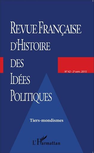 Couverture Revue française d'histoire des idées politiques - 42