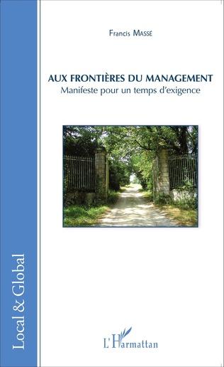 Couverture Aux frontières du management