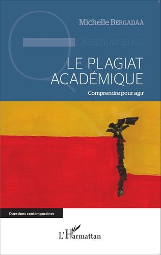 Couverture Le plagiat académique