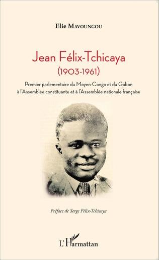 Couverture Jean Félix-Tchicaya