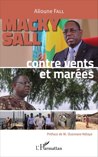 Couverture Macky Sall
