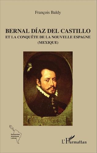 Couverture Bernal Díaz del Castillo