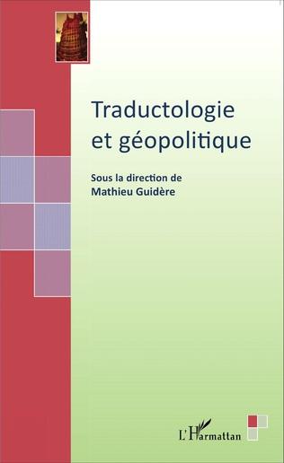 Couverture Traductologie et géopolitique