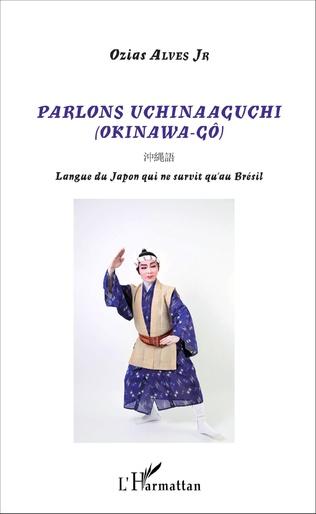 Couverture Parlons Uchinaaguchi