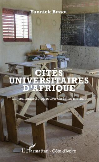 Couverture Cités universitaires d'Afrique