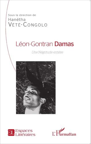 Couverture Léon-Gontran Damas