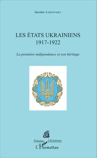 Couverture Les États ukrainiens