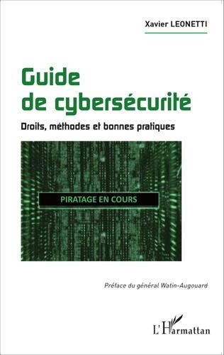 Couverture Guide de cybersécurité
