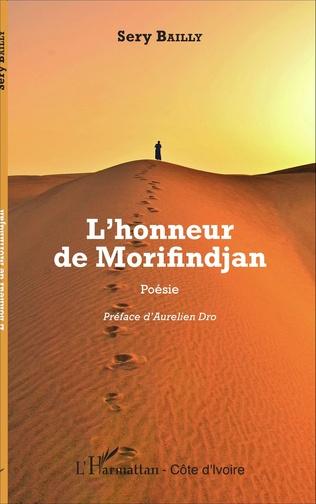 Couverture L'honneur de Morifindjan