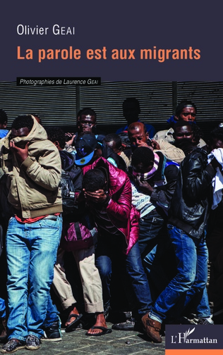 Couverture La parole est aux migrants