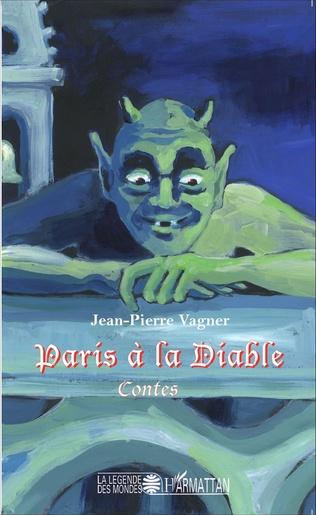 Couverture Paris à la Diable