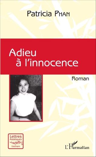 Couverture Adieu à l'innocence