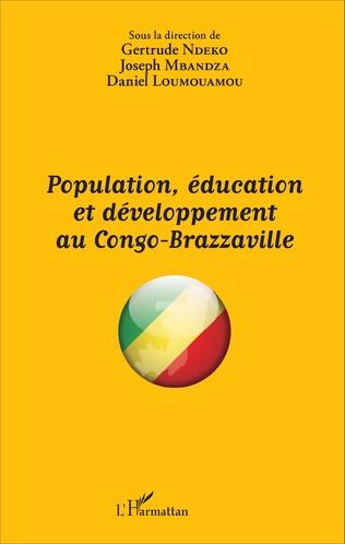 Couverture Population, éducation et développement au Congo-Brazzaville