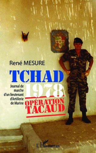 Couverture Tchad 1978 opération Tacaud