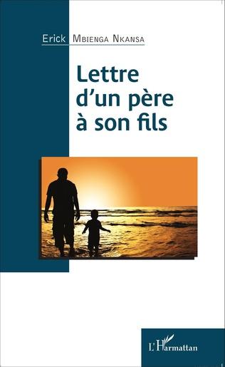 Couverture Lettre d'un père à son fils