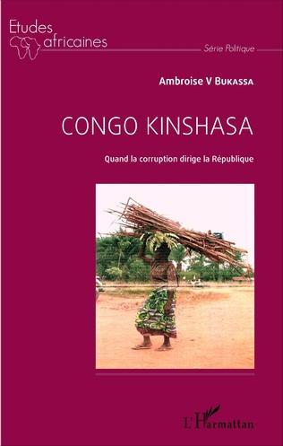 Couverture Congo Kinshasa