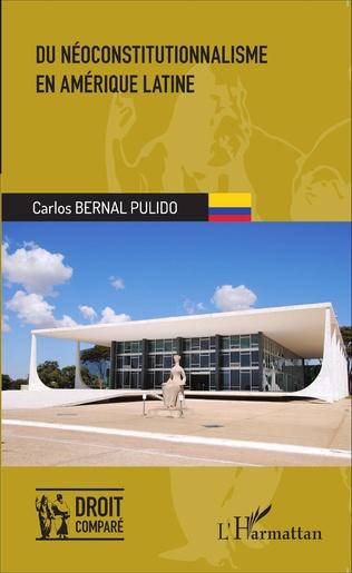 Couverture Du néoconstitutionnalisme en Amérique latine