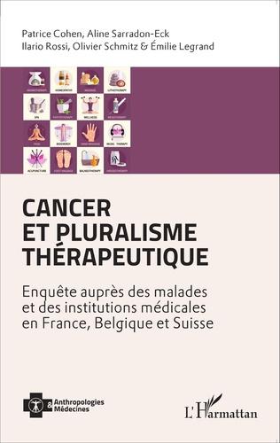 Couverture Cancer et pluralisme thérapeutique