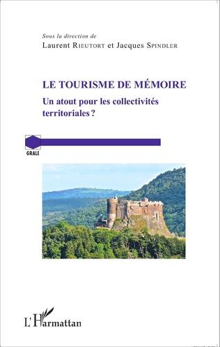 Couverture Tourisme de mémoire