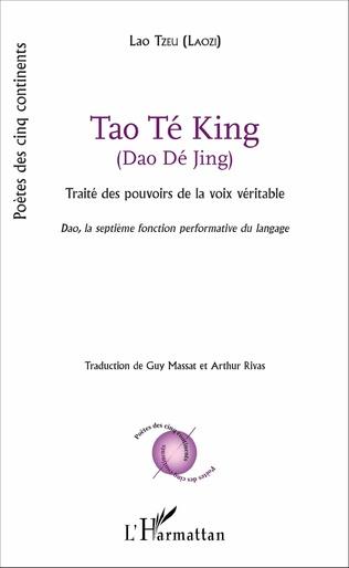 Couverture Tao Té King (Dao Dé Jing)