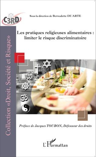 Couverture Les pratiques religieuses alimentaires : limiter le risque discriminatoire