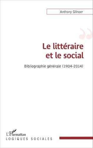Couverture Le littéraire et le social