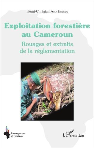 Couverture Exploitation forestière au Cameroun