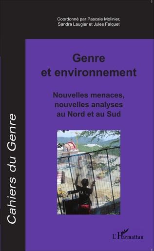 Couverture Genre et environnement