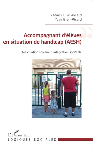 Couverture Accompagnant d'élèves en situation de handicap (AESH)