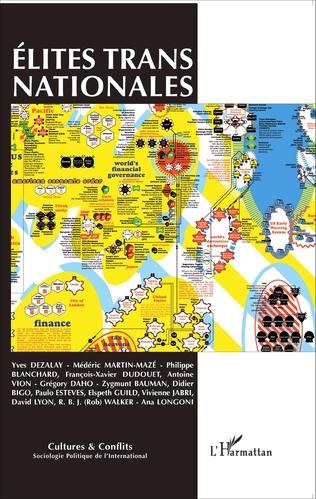Couverture Élites transnationales
