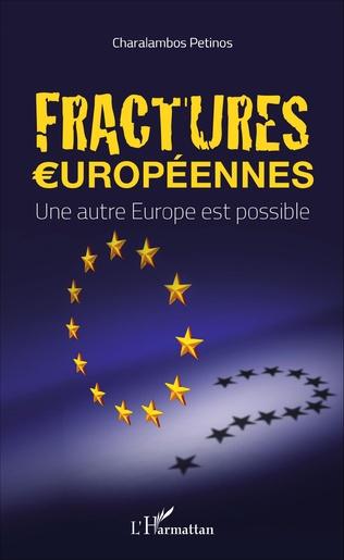 Couverture Fractures européennes