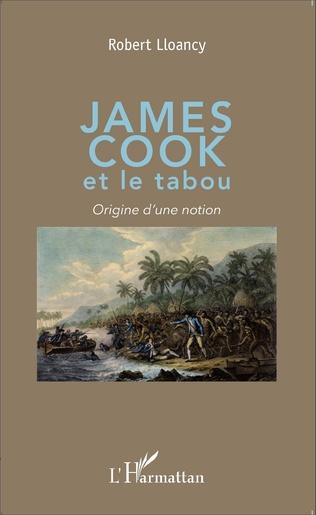 Couverture James Cook et le tabou