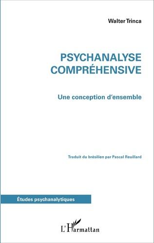 Couverture Psychanalyse compréhensive