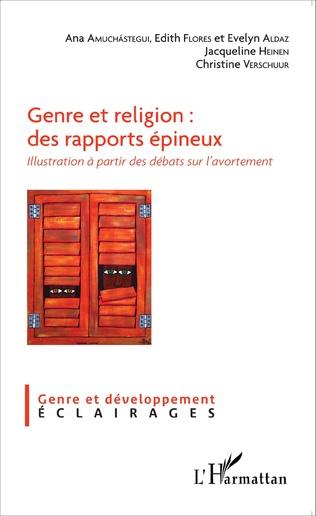 Couverture Genre et religion : des rapports épineux