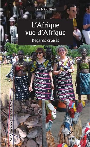 Couverture L'Afrique vue d'Afrique