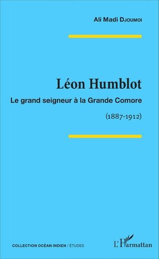 Couverture Léon Humblot