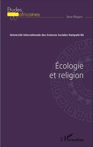Couverture Écologie et religion