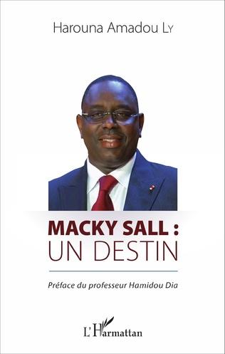 Couverture Macky Sall : un destin