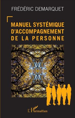Couverture Manuel systémique d'accompagnement de la personne