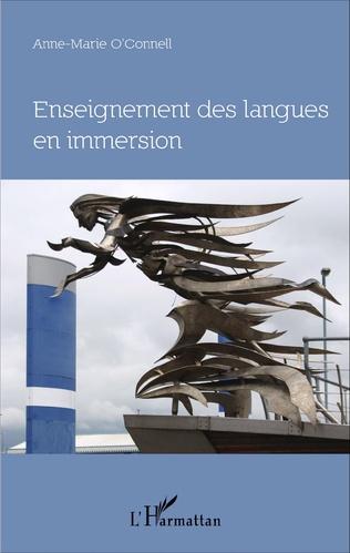 Couverture Enseignement des langues en immersion