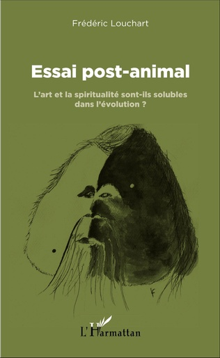 Couverture Essai post-animal