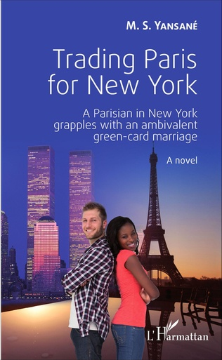 Couverture Trading Paris for New York
