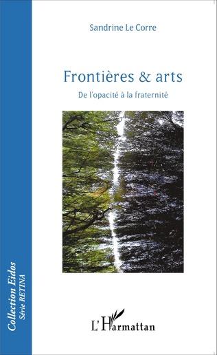 Couverture Frontières & arts