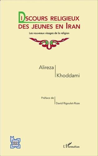 Couverture Discours religieux des jeunes en Iran