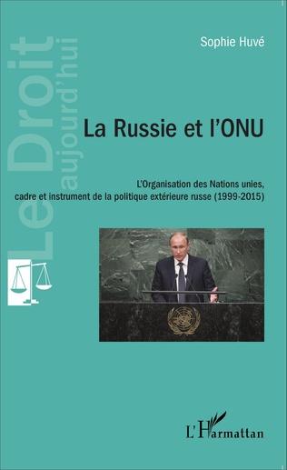 Couverture La Russie et l'ONU